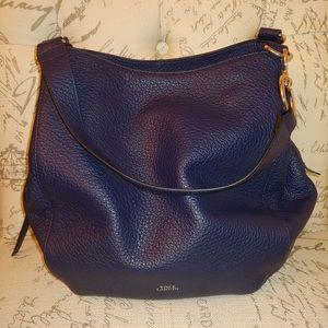 Vince Camuto Bubble Leather Handbag